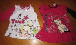 Both shirts are 3X and are in mint condition, as they were only worn a few times. There are no tears or stains. ASKING $5.00 for both of them. *Please check out my other ads, I have tons of girls clothing ranging from 6months to size 4T*