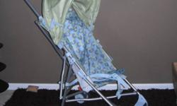I have two umbrella strollers for sale....both barely used, I don't think Eeyore made it outside! Would like $20.00 for both   Thankyou