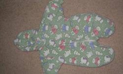 ASKING $5.00 OBO FOR THIS SNOW SUIT. VERY WARM. COMES FROM A SMOKE FREE HOME.