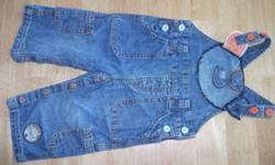 Jean Overalls, great condition
