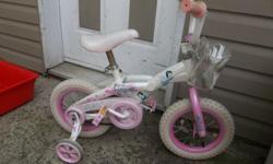 DISNEY PRINCESS,12 inch wheels,with training wheels,good tires n brakes, excellent condition,if u can see this ad,YES,its available,,,click on (VIEW SELLERS LIST) to see more great stuff