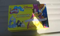 Excellent condition & clean 3 Play Doh Kits from smoke & pet free home.  Kits included are: -Disney Beauty & the Beast -Barney -Taco Bell