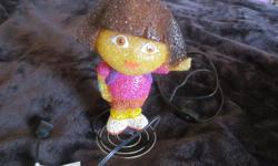 $7 Dora plug in Lamp excellent condition Langford