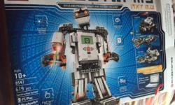 Good condition. The intelligent NXT Lego brick features 32-bit microprocessor, a large matrix display Three interactive servo motors; four sensors(Ultrasonic Sensor, 2 Touch Sensors and the all-new Color Sensor) Color Sensor has triple functionality: