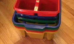 Educational items that are suitable for Early Childhood Educators, Kindergarten Teachers, Parents home schooling their children. Great Manipulatives! In excellent condition.