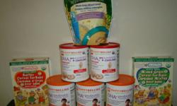 8 packages of Organic Baby Cereal Never opened, Brand new. We bought a lot but our baby does not need them anymore. Best Before: Apr and May 2013, Mar and Jun 2012 1 x HEINZ: Organic Whole Grain Mixed Cereal 1 x Healthy Times: Organic Barley Cereal for