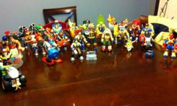 Offering 25 rescue hero action figures with accessories for $50 in excellent condition located in Bedford. Check my other ads This ad was posted with the Kijiji Classifieds app.