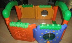 I have an activity center that I would like to get rid of. My son has a lot of toys and I am just trying to clear some out of the house that he doesnt use or play with as much anymore.  Asking $15.00   *Pick up only please.