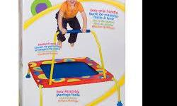 CHILDS MINI ALEX BRAND TRAMPOLINE EXCELLENT CONDITION