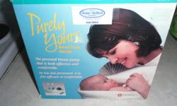 Hi there,   I am selling a Ameda Purely Yours double electric breast pump - $80. These retail at $189.99 plus tax each. Has been sterilized! I planned to breast pump, however it didn't work out! In excellent condition.   Please e-mail if interested.