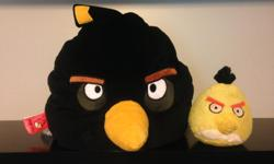 Large and small angry bird. Text 250-616-3202 if interested.