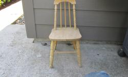 wooden chair will deliver to regina