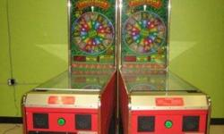 Closed Location Redemption Arcade machines Great revenue producers! Or the best games room in town! Will sell separate or in packages. Regular $4500 Per game from the manufacturer. Huge Reduction! Selling Redemption Games Package 2 x Jungle Rama 1 x Rock