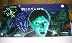 GOOD CONDITION - AGES 8 AND UP WITH TWO TO FOUR PLAYERS - INSTRUCTIONS INCLUDED. BOX INTACT. TAKE A TRIP INTO THE WORLD OF THE MIDNIGHT SOCIETY.....IF YOU DARE. ARE YOU READY TO BE INITIATED INTO THE MIDNIGHT SOCIETY? PLAYERS ARE SENT ON A JOURNEY THROUGH