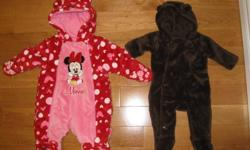 Various items of 0-3 month baby girl clothing for sale. $50 o.n.o., or will sell items individually. (smoke free, pet free home, some items never worn.) Please contact through ad or call 746-0560.