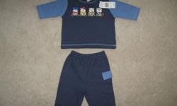 Assorted Baby Brand Name Clothing(Brand New With Tags)   Excellent Condition Smoke And Pet Free Home   Here Is A List Of The Items For Sale:   Baby Sears 2 Piece Blue Outfit Size 3-6 Months $10.00(Price Tag Is $19.99) Nevada Blue T-Shirt Size 12 Months