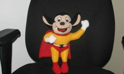 Mighty Mouse $10 Girl from Woody Woodpecker $5 Copper from The Fox & the Hound $3