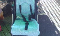 Extra stroller sitting in our porch, need it gone quickly! Model no. A26RM Call or email Price is negotiable I'm not sure how much these strollers are brand new.