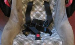 My baby has grown out of her car seat.its in perfect condition. If you are interested please message or call me at 940-2542 or 367-9951. Thank you