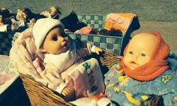 BABY DOLLS - fun to play with.