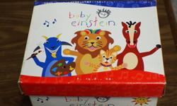 """BABY EINSTEIN"" Video collection. In top condition -- only $25"