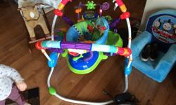 Baby Jumper in great condition. Baby Einstein Neighborhood Friends Activity Jumper. retails at 149 @ toysrus