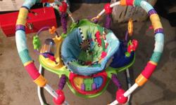 Purchased in 2014 for 150.00. This is a great activity set for 6-12 month olds. Great condition. More info at http://m.toysrus.ca/product/index.jsp?productId=19526386
