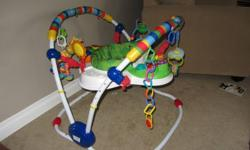 Baby Einstein jumperoo. In GREAT condition. comes with the hanging toys in the picture. Pick up in Beaumont.