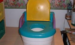 for sale buster chair   $5.00 potty $5.00