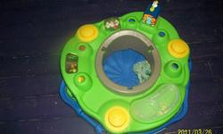 Need gone ASAP. Excer Saucer out to parents. Make me a offer.