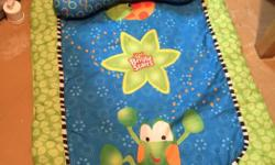 Baby play mat with pillow. Excellent condition, smoke free home.