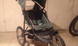 Green baby trend jogger $50 obo Pick up in elmwood/ek area This ad was posted with the Kijiji Classifieds app.
