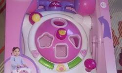 brand new baby walker for$30.