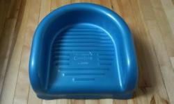 Feeding booster seat for toddlers. http://www.babysmart.com/