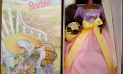 New in box collector barbie Posted with Used.ca app