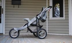 Selling just a basic Jogging stroller for cheap cheap. I just have too many strollers and my husband wants me to get rid of some - lol. Just needs a bit of a wipe as has been sitting on my front porch.
