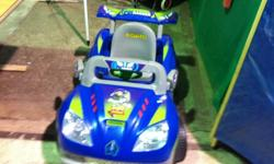 I have a power wheels type battery operated cars First is a one seater buzz lightyear which is 129 Brand new and comes with all cords This ad was posted with the Kijiji Classifieds app.