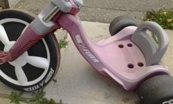 Big Flyer Children, s adjustable Tricycle. 10.00 firm.