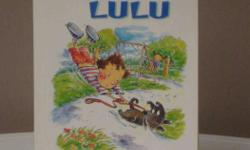 Grades 2-4 Up to 100 words per page. Title * Luke & Lulu Printed in Canada Like new.