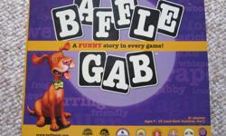 All games are complete in boxes with all pieces and instructions. Baffle Gab $10 Series of Unfortunate Events Board Game $10 Family Fun Cranium - $10 The Big Bang Theory - Party Game $5 Limited edition HARRY POTTER SCENE IT $45 (currently selling for