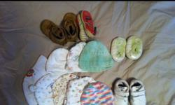 Lot of baby boys clothes. $20. Fleece winter suits, sweaters. Overalls, pants, onesis, t-shirts, shoes, hats. A diaper box full. Will drop off in Canmore or Banff. This ad was posted with the Kijiji Classifieds app.