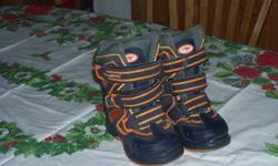 I have for sale Boy's OshKosh Snowsuit Size 2 and a Pair of Kangaroo Winter Boots Size 8. $40.00 Thanks