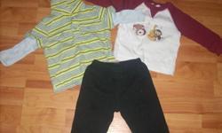 Boys 6 - 12 months Clothes 11 items.   pics 13, 14, 15, & 16.