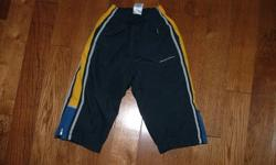 For Sale: Boys Navy and Yellow Athletic pants from Old Navy. Size 12 months. Asking $6.00. Contact Laura at 519 680 0835. Please check out my other ads.