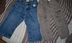 Name brand clothes. Gap, Old Navy, H&M, and Joe. $30 or best offer :o)   Live in Paradise but can meet with the items. 782-8835