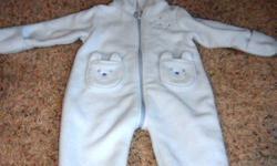 Blue Fleece Snowsuit, size 6-9mts. Asking $5 TCP Blue Winter jacket, size 3-6mts. Asking $5 TCP size 4 boots- never worn, Asking $10 Size 3 winter boots, Asking 5 Columbia Snowsuit, size 18mts but fits more like 12mts. Asking $30