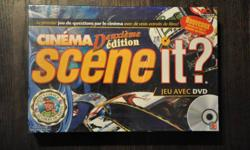CINEMA scene it? JEU AVEC DVD (Deuxieme Edition) BRAND NEW/SEALED Great Xmas gift Smoke-free home Will remove ad promptly when sold Please email with any other questions
