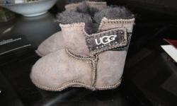 I bought these for my niece for Christmas they are too small. They are shipped from Australia. There was no box with the order. Rather Sell them then ship back not worth the price of shipping.  They are brand new NEVER worn. The Size is for 12-18 Months