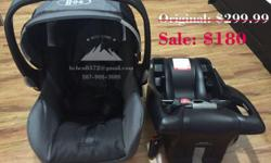 Nine into new, pick up only in Calgary, next to Sunalta C train station. While out and about with baby, get safety and style with the Britax B-SAFE for BOB infant car seat. The safety of Britax is now available in matching fabrics of BOB strollers (select