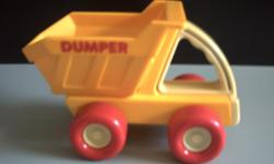 "BuddyL ""Dumper"" Dump truck *if the ad is still posted, the item is still available*"